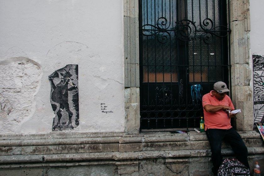 OaxacaStreetLaBurguesia