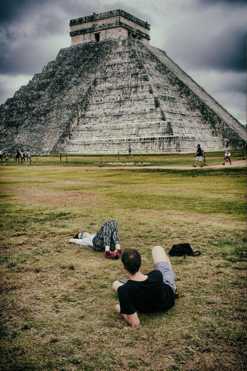ChichenItza#20-PyramidTourists#3